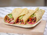 Tacos vegan (2 unidades)