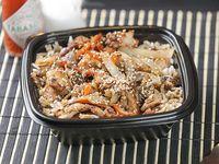 Promo - Wok de cerdo con arroz