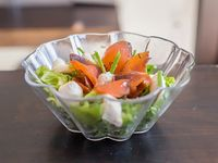 Smoked salad