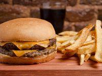 Combo burger - Doble burger Codo