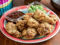 Chicken wings texmex