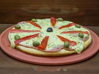 Delivery Power - Pizza especial media