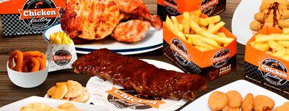 Chicken Factory - Las Condes a Domicilio ¡Pide Delivery! | PedidosYa