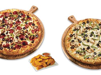 دومينوز بيتزا منيو الامارات
