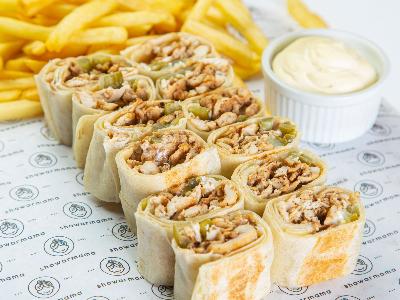 Shawarmama delivery service in Jordan | Talabat