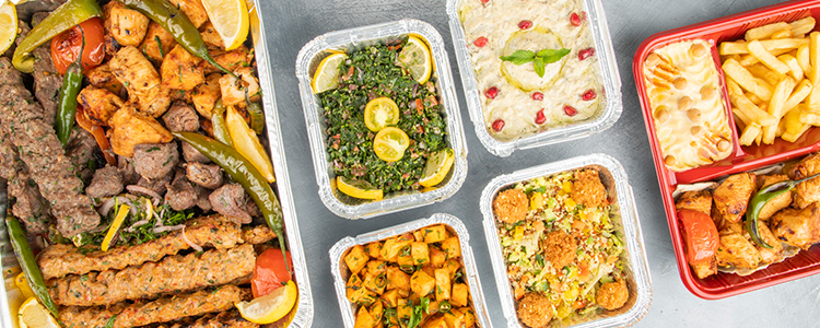 Lebanese Combo delivery service in UAE | Talabat
