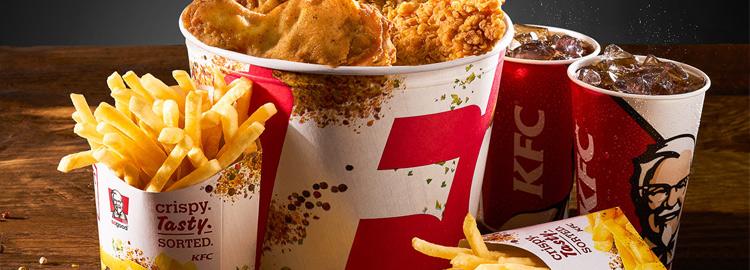 KFC delivery in Kuwait | KFC menu | Talabat